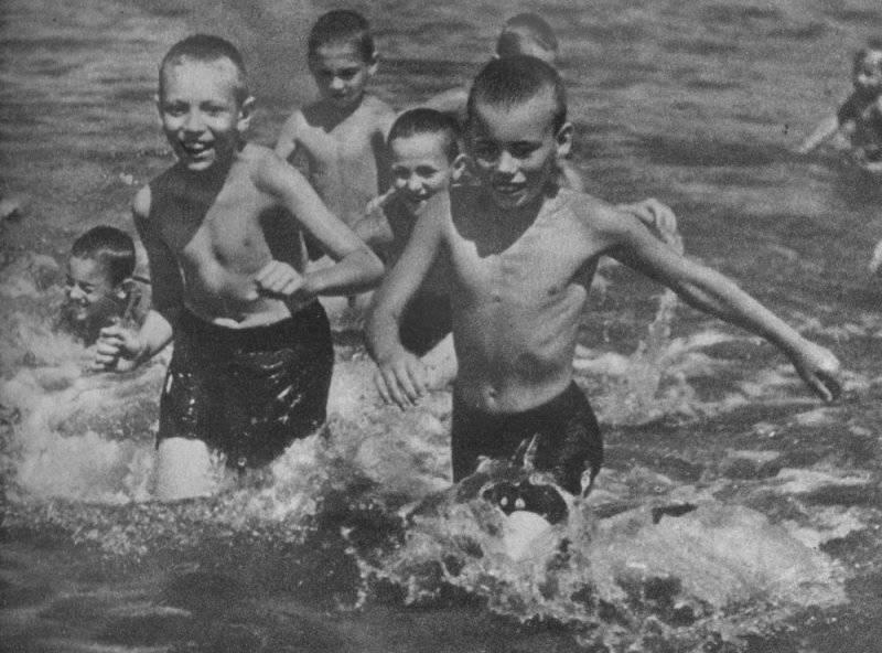 Реальные мальчишки из СССР » Военное обозрение