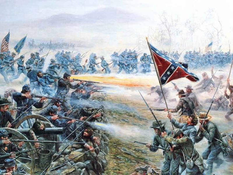 "Север против Юга: миф о войне ""за свободу рабов"""