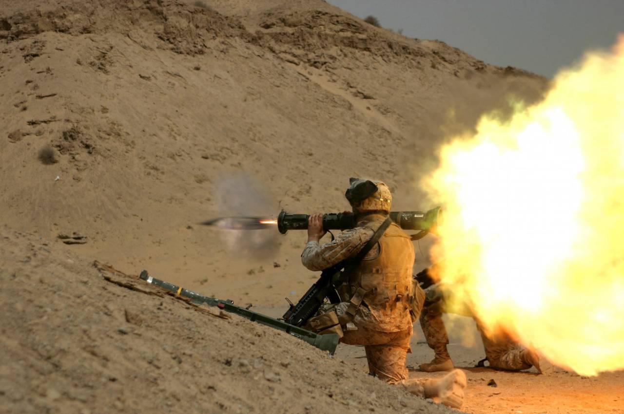 Принят на вооружение армией сша