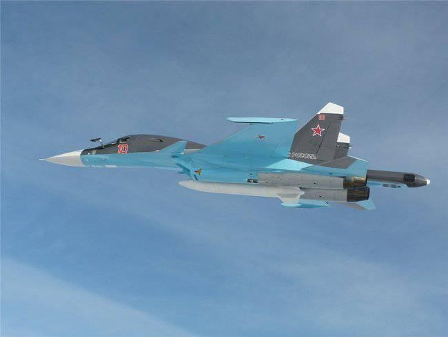 Су-34 теперь в новом камуфляже, симпатично.  Gender.  Male.