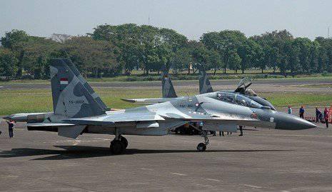 Indonesische Luftwaffe mit neuem Soo aufgefüllt