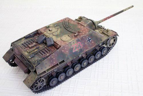 Противотанковые САУ Германии времен войны (часть 5) – Jagdpanzer IV
