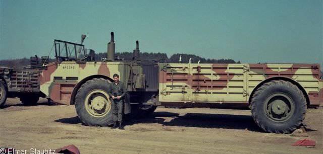 Dos en uno: tanques articulados.