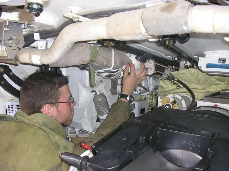 탱크 현대화 동향 Merkava Mk-4 (이스라엘)