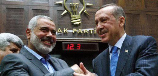 तुर्की ने मध्य पूर्व में शांतिदूत के नेता होने का दावा किया है
