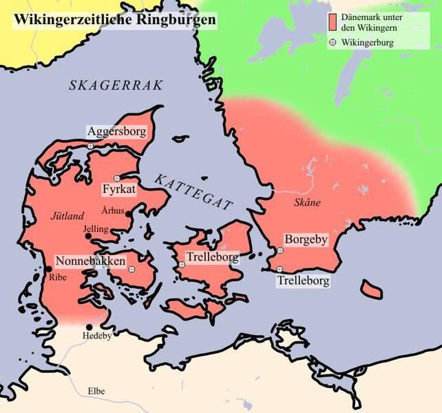 Варяги - племена славян-вендов в Европе