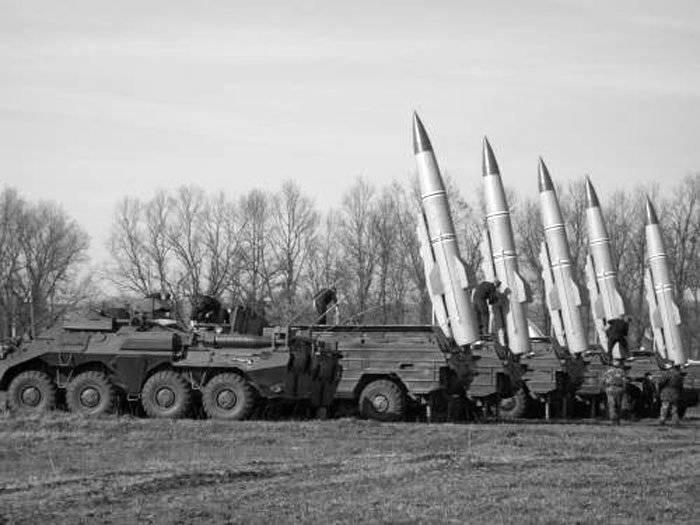 Вся суть в названии: ракетный комплекс «Точка-У»