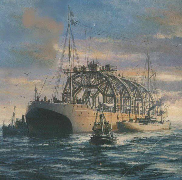 """Living history of the fleet, the legendary """"Commune"""""""