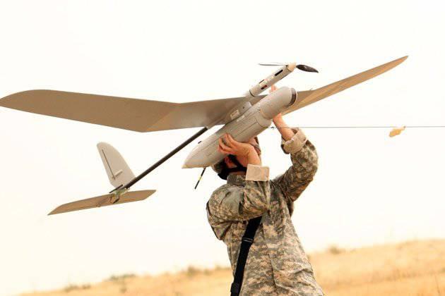 UAV Skylark I-LE hat die Erlaubnis erhalten, in Frankreich zu fliegen