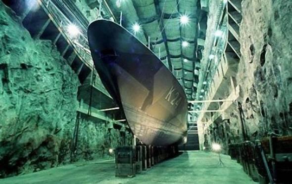 подземные лодки кино