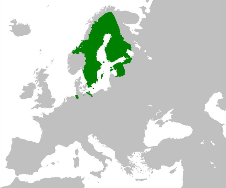 瑞典军队在北方战争前夕。 盟军战略和瑞典