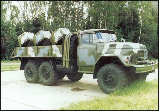 为世界军队服务的现代采矿手段