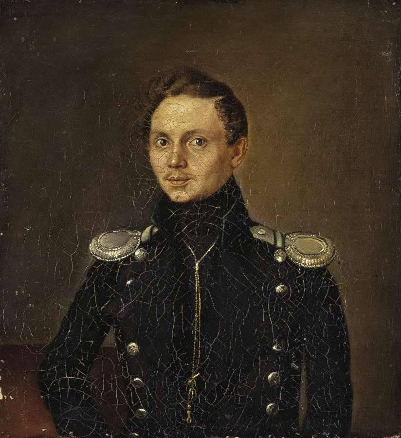 Михаил Николаевич Лермонтов тот самый дядя Военное обозрение Михаил Николаевич Лермонтов тот самый дядя