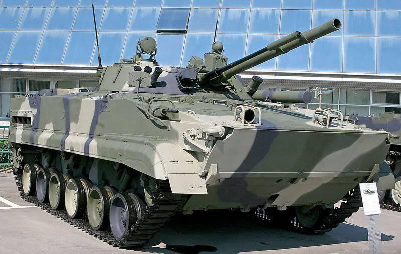 Отвергнутые российскими военными БМП-3Ф будут приобретены Индонезией