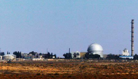 Израиль останавливает свои АЭС перед началом возможной войны с Ираном