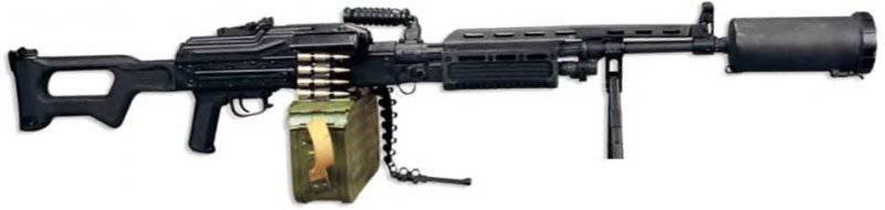 Холоднее и точнее: пулемет АЕК-999 «Барсук»