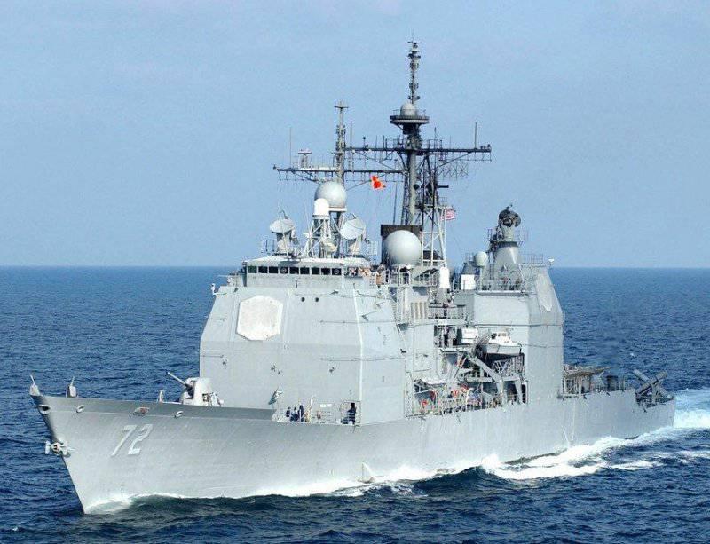 Американские боевые корабли у берегов Крыма: чего ожидать?