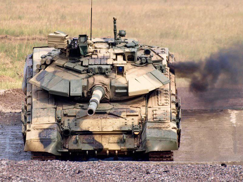 Российский танк Т-90 заинтересовал Индонезию