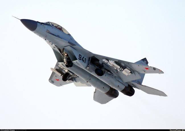 Descripción general del desarrollo del programa de caza de combate MiG-29K / KUB