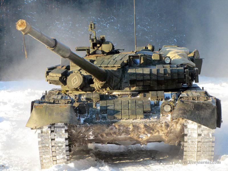 6-I坦克旅。 技术和培训