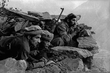 Erster Kunar. Schlacht der drei Bataillone