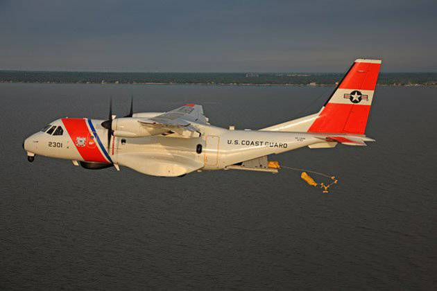 The US Coast Guard received the X-NUMX aircraft HC-13A Ocean Sentry
