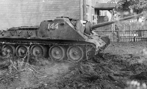 苏联苏联时代的战争(部分4) - 苏-85