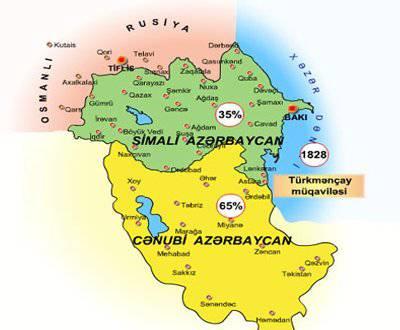 Como dividir a pele de um urso inexperiente, ou o Azerbaijão está tentando cortar um pedaço de torta iraniana