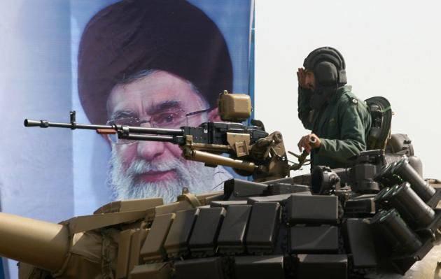 Сирия и Иран для России - это первая линия обороны