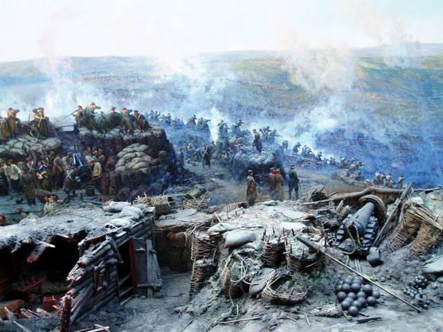 Непокорный Севастополь