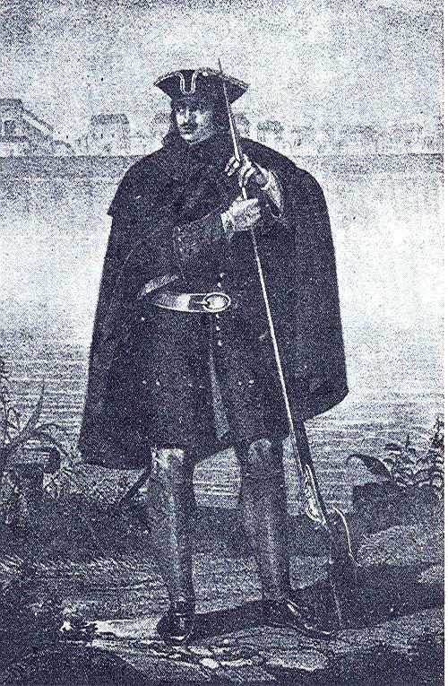 베드로 1 세의 북서쪽 경계 강화와 정규군의 창설