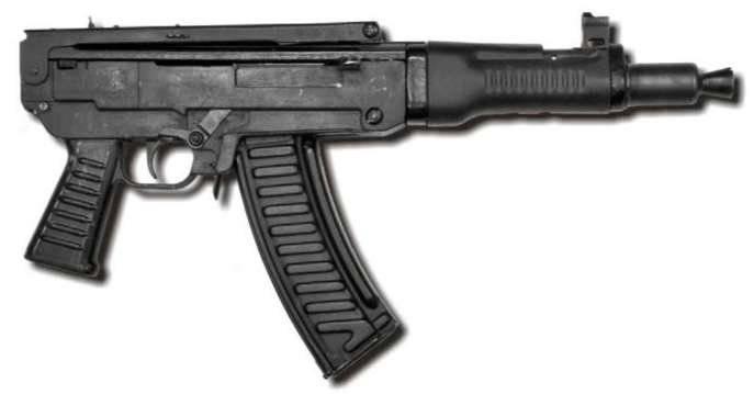イジェフスク機械製造プラントの実験用および試作用武器(アサルトライフルおよびライフル)