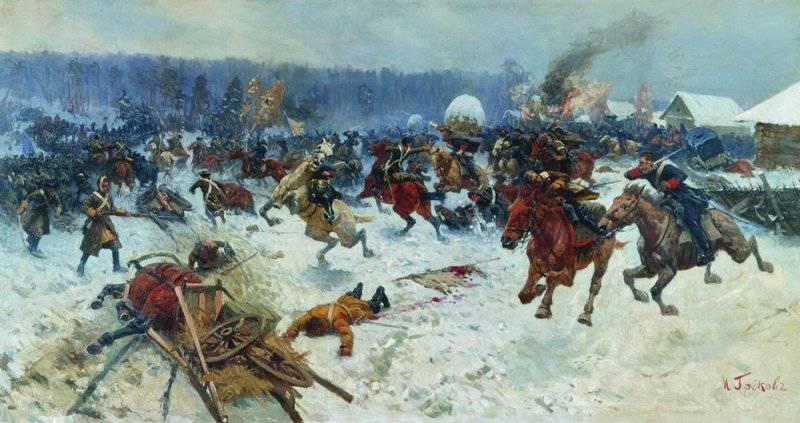 Ингерманландский период Северной войны (1701-1704 гг.)