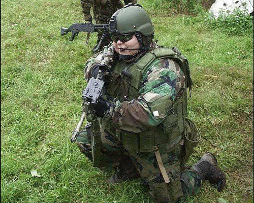 Les soldats américains souffrent d'obésité