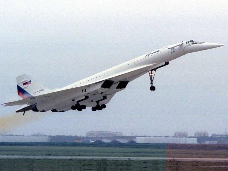 Tu-144 - los éxitos y fracasos de la batalla por lo supersónico