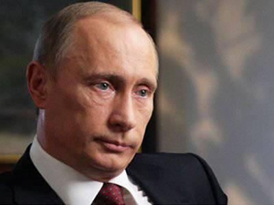 Der Sieg Wladimir Putins bedeutet den Zusammenbruch der NATO