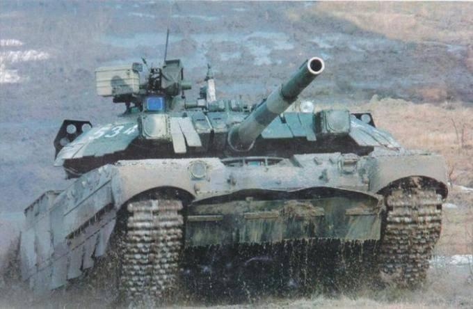 Oplot y Yatagan Tanks - Esperanza del Tankoprom ucraniano