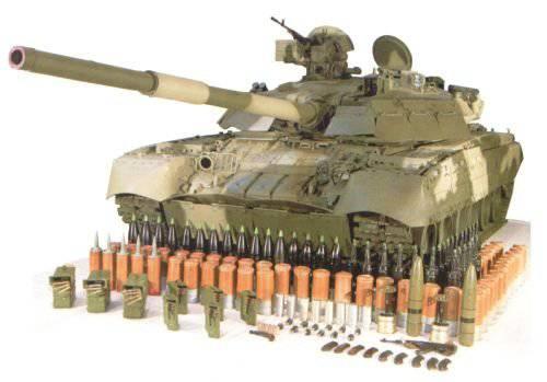Танки Оплот и Ятаган - надежда украинского танкопрома