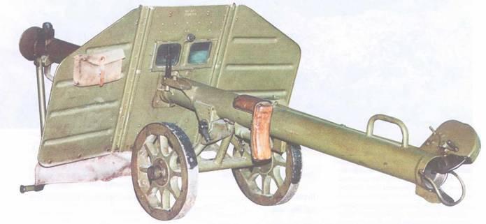 러시아 탑재 수류탄 발사기