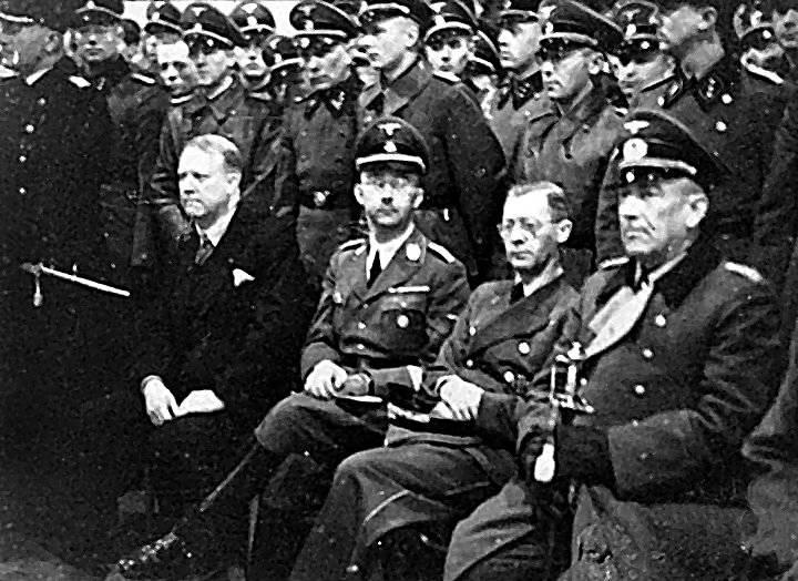 Участие Норвегии в войне с СССР. Миф о «совместной» борьбе
