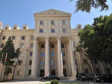 Le ministère des Affaires étrangères azerbaïdjanais accuse l'Iran de diffamation