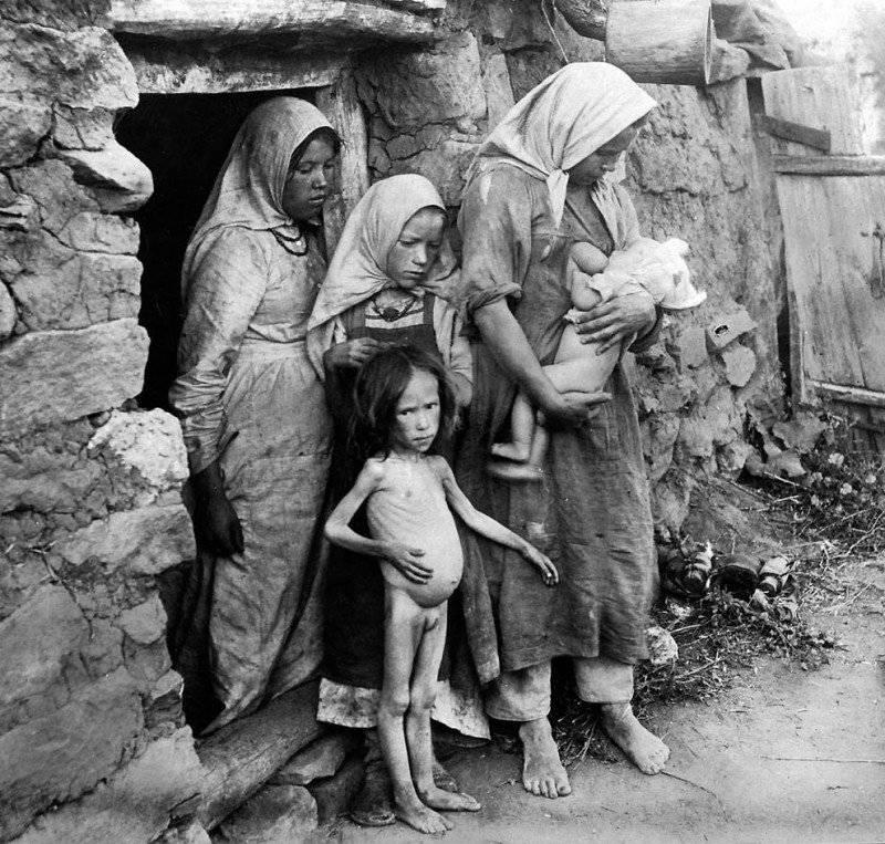 Россия во мгле: 1921-1923 годы глазами западных фотокорреспондентов