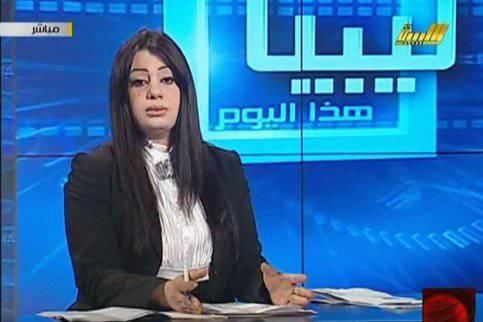 前电视节目主持人Khalu al-Misrati在狱中遇难