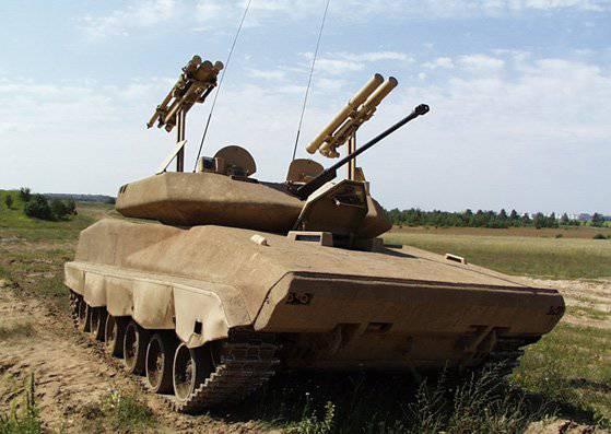 """КБ """"Луч"""" випробувало новий бойовий модуль для бронетехніки - Цензор.НЕТ 3937"""