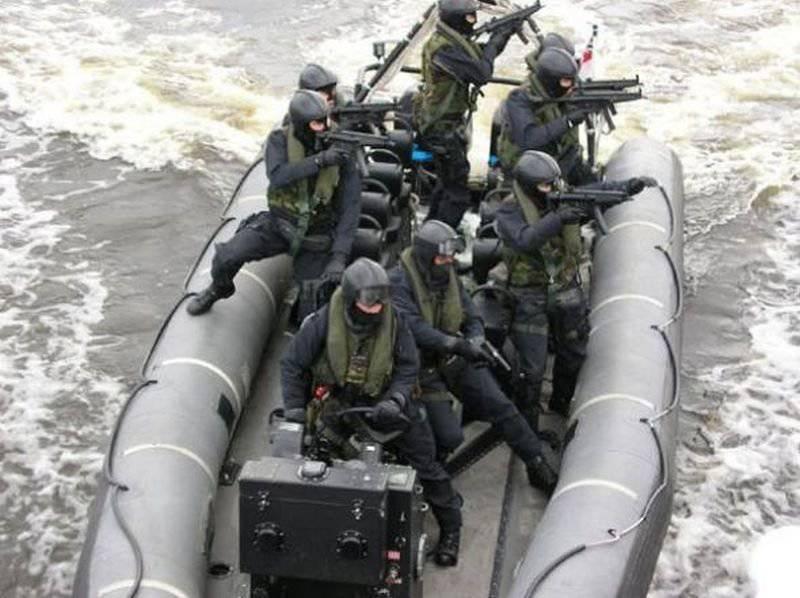 नाटो के विशेष बलों के लड़ाकू शिल्प