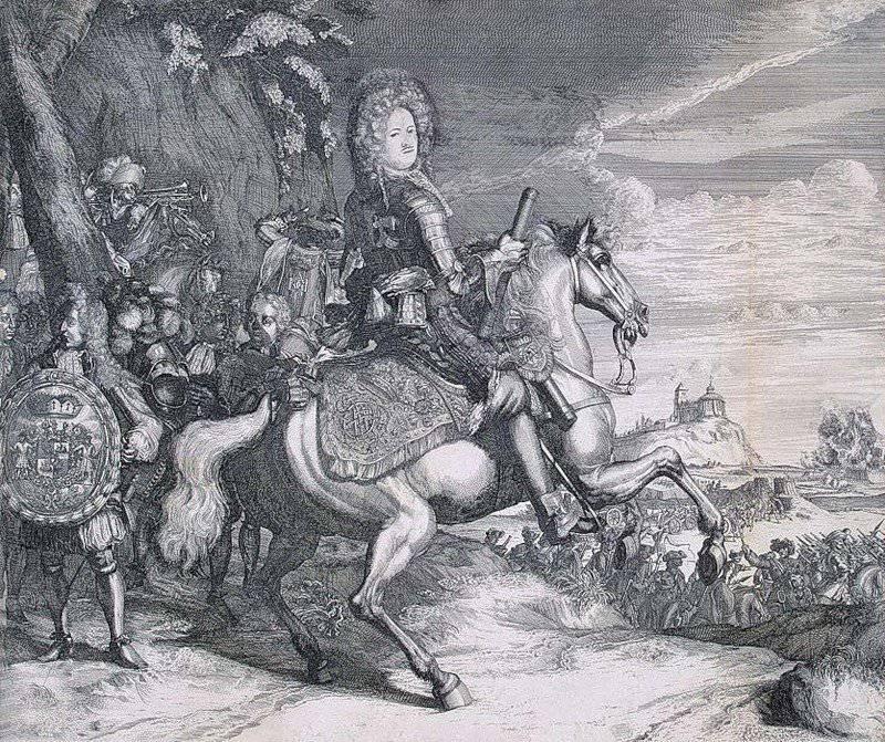 """Poltava Victoria Büyükbaba"" - Kalish savaşı"