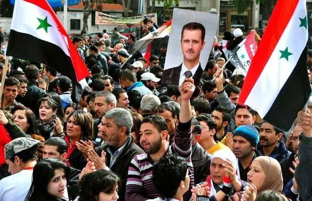 """सीरिया को """"फ्रेंड्स ऑफ़ सीरिया"""" की बैठक में नहीं बुलाया गया था"""