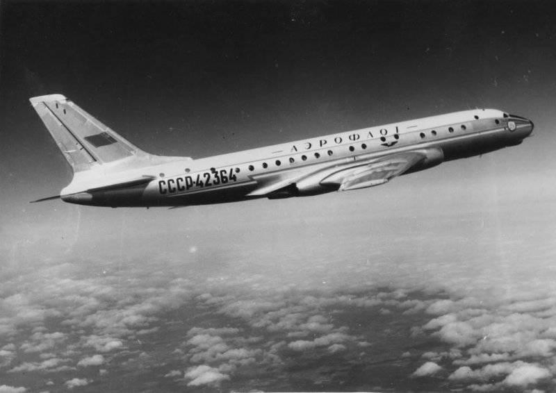 Ту-104: история трагедии