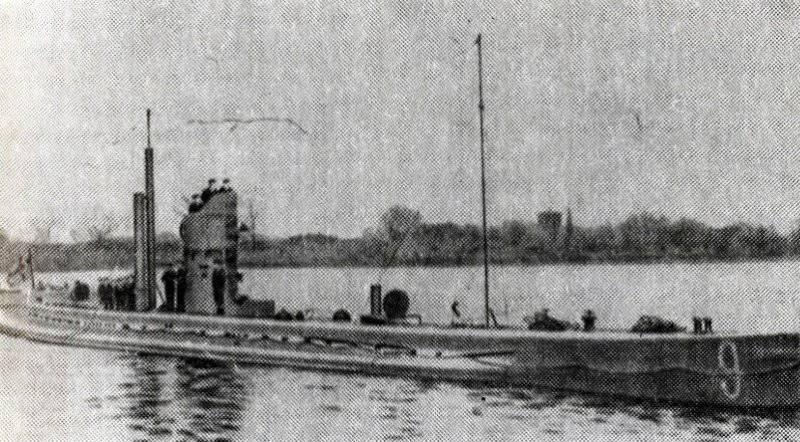 Боевые действия на морских театрах в 1914 году: Северное и Средиземное моря