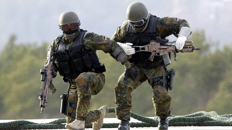 Kommando Spezialkrafte (KSK) - Abteilung Spezialkräfte in Deutschland